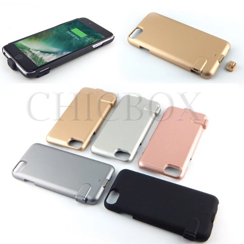 Ultra-Thin Battery Backup Case Charger Cover